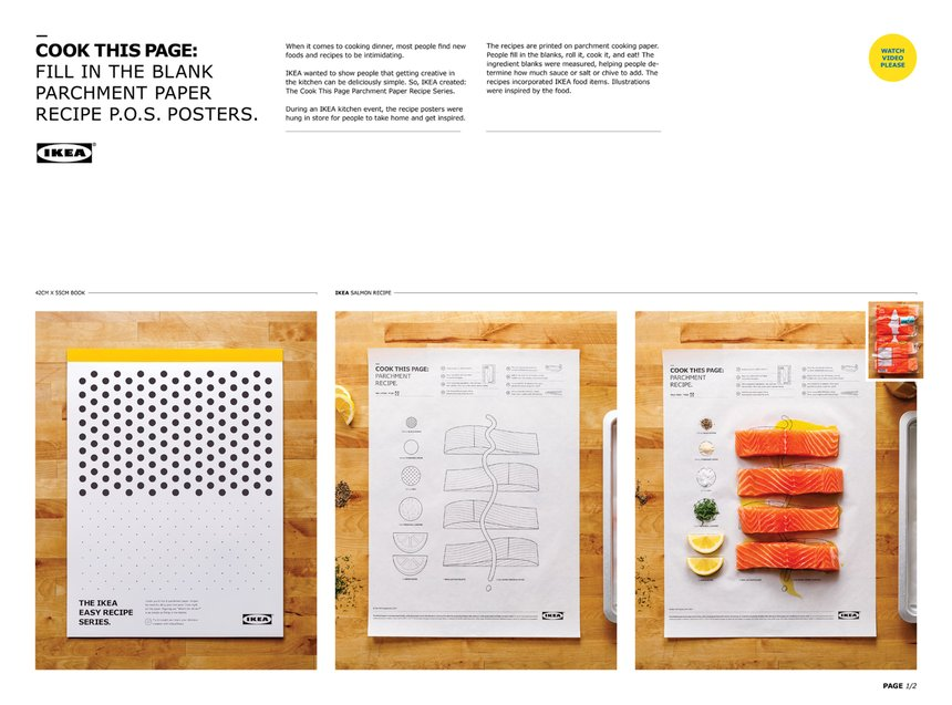 the ikea s bakeable recipe sheets for diy dinners bliss saigon
